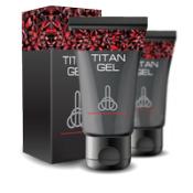 Купить крем Titan Gel - средство для увеличения члена
