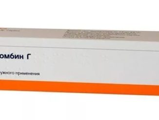 Лучшие и эффективные мази от геморроя Гепатромбин