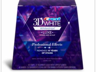 полоски 3D white professional